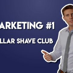 Vidmarketing #1 – Le Dollar Shave Club