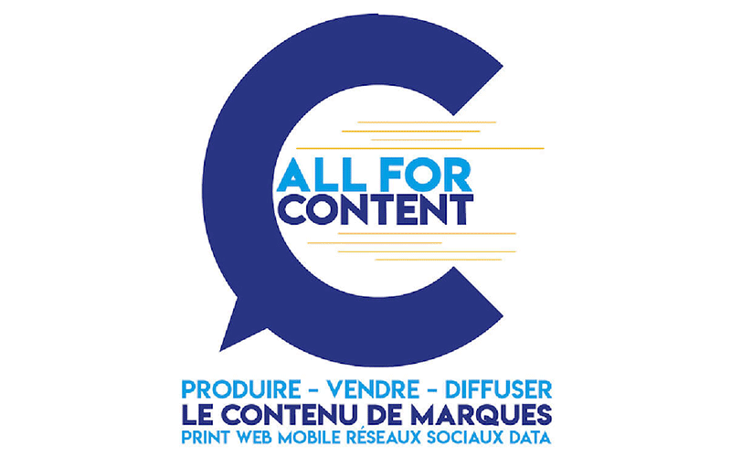 All for Content, salon dédié au contenu de marques,