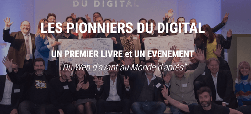 Pionniers du Digital : la plus belle opération de transmission du Digital